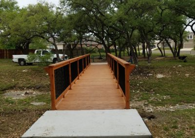 Pedestrian Walk Bridge