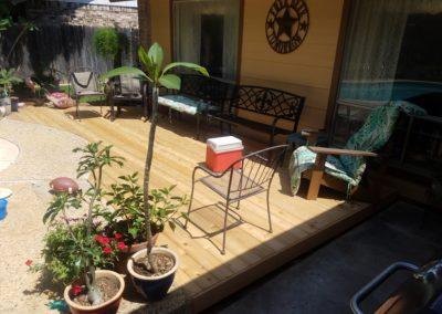 New Deck, Siding, Exterior Paint Renovation