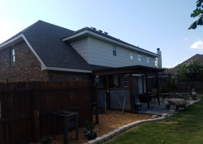 New Roof, Exterior Paint & Siding