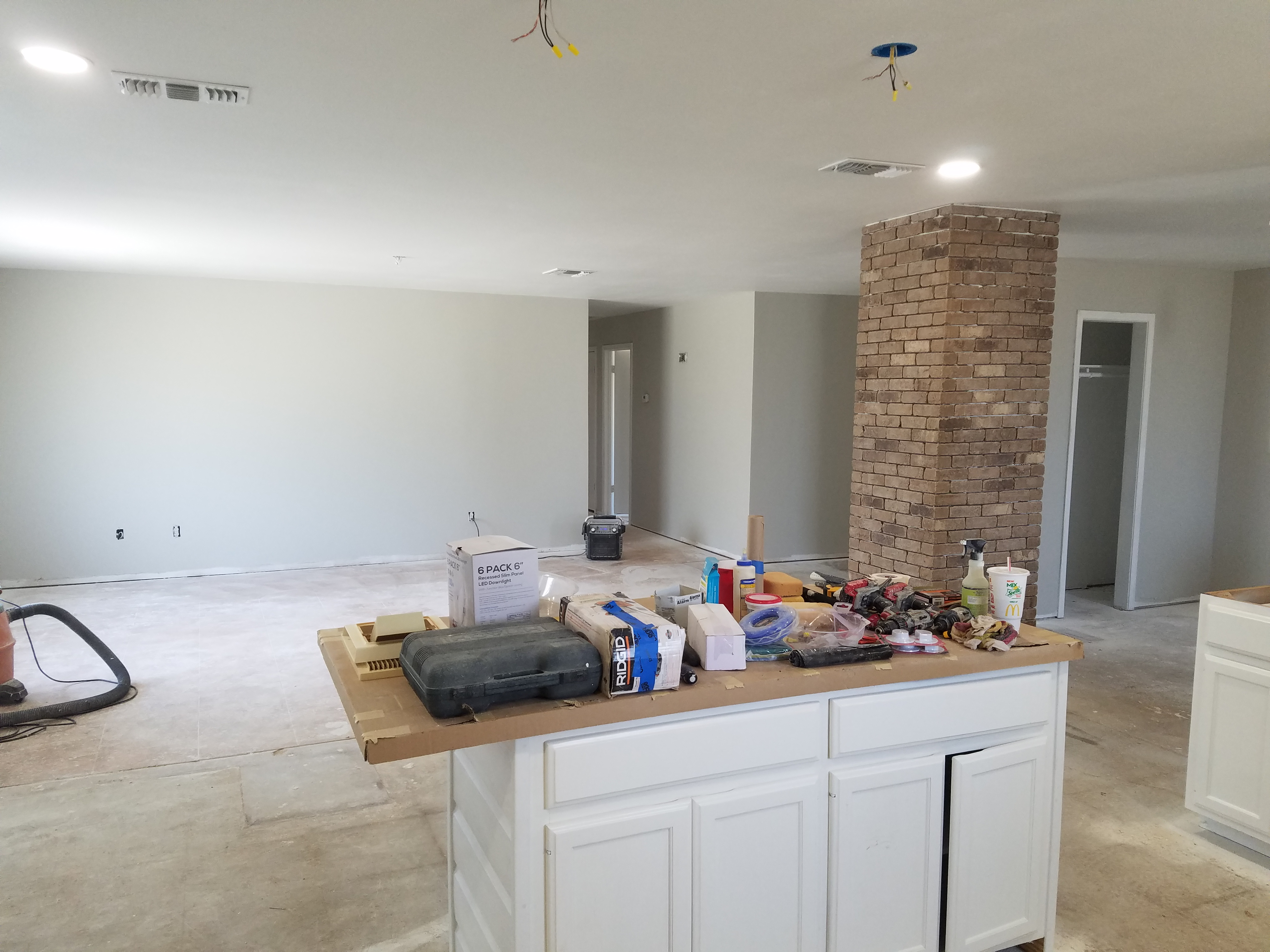 Completed Diary Of A Home Renovation Right Source
