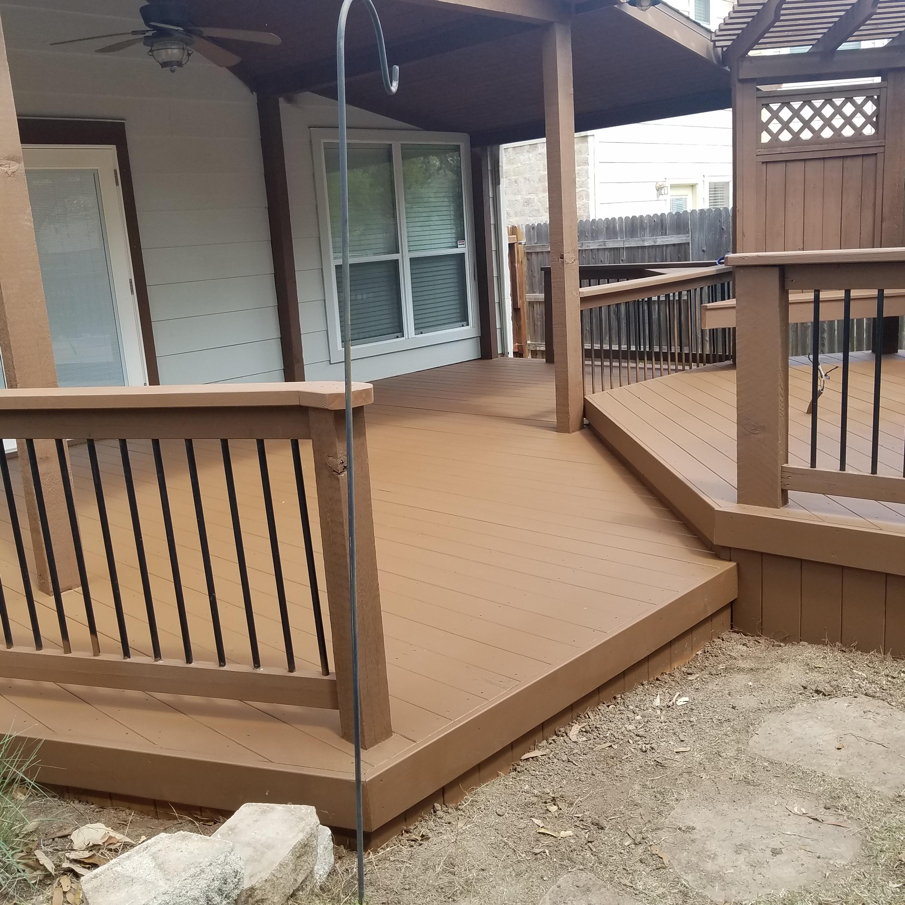 Patio Deck Builders San Antonio: Custom Decks & Porches
