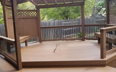 Custom Deck Restoration