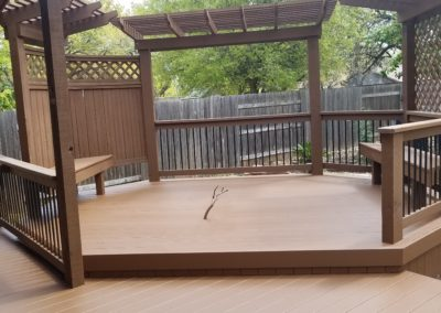 Custom Deck Repair Bebuild