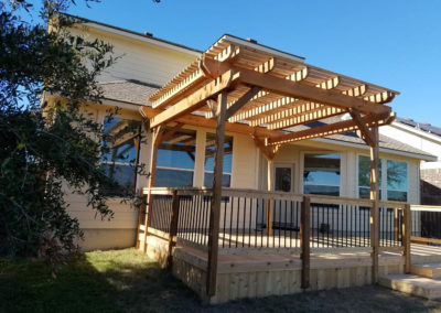 Custom Decks & Patios San Antonio