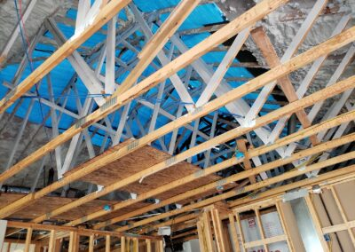 Fire Restoration Contractor Home Insurance Repairs