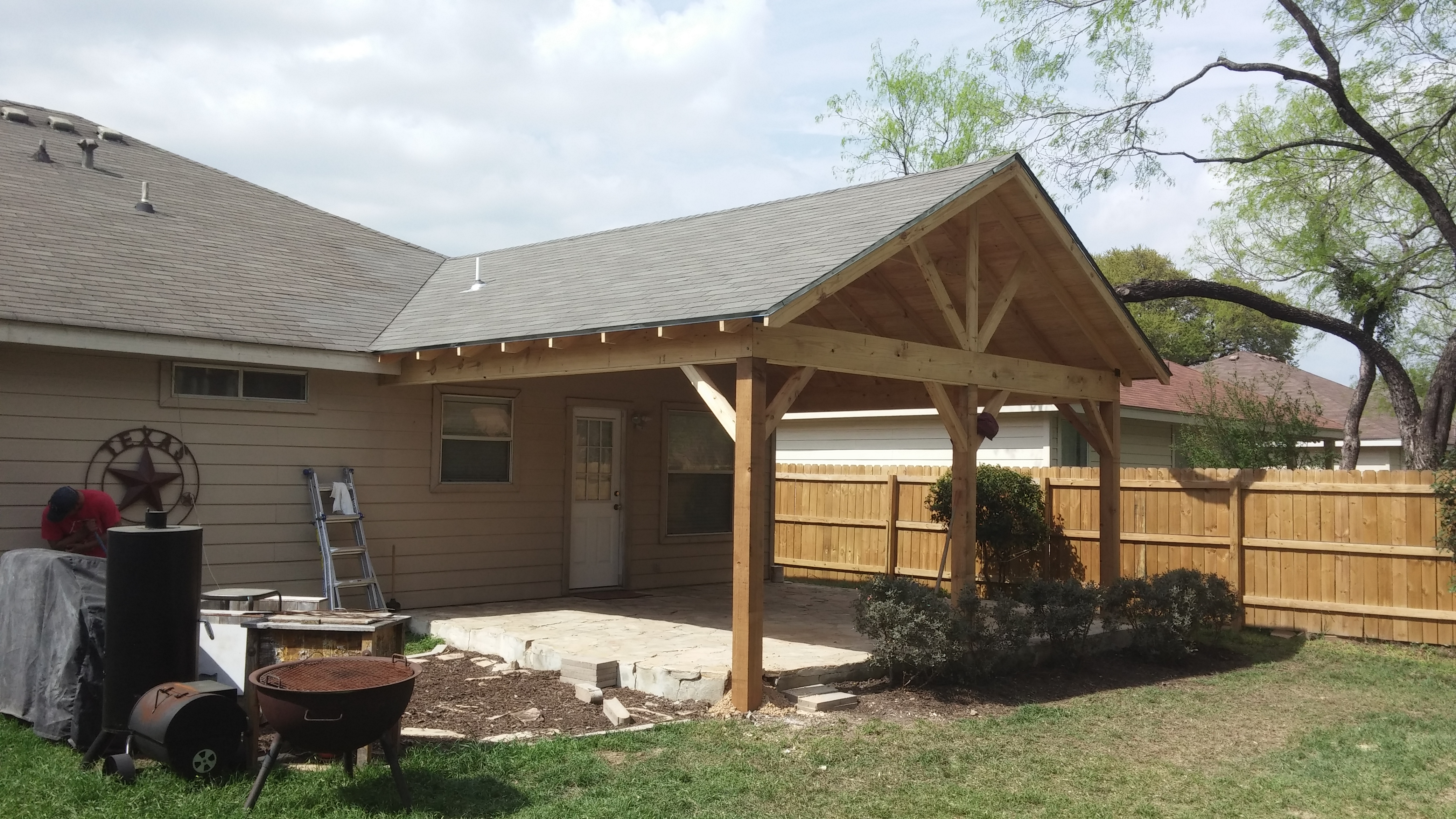 Pavilions, Pergolas & Patio Covers - Right Source Roofing