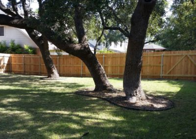 Privacy Fence Construction