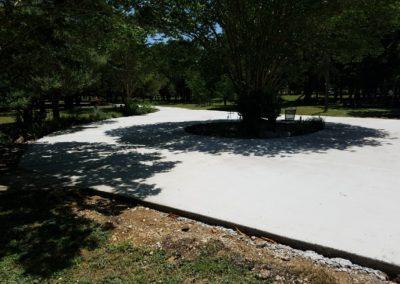 Concrete Driveway Construction San Antonio