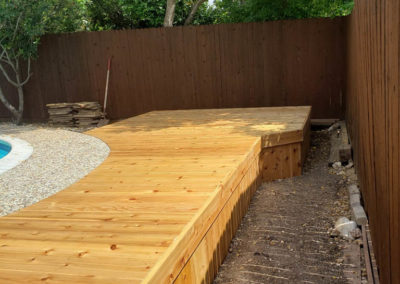 Custom Pool Deck San Antonio