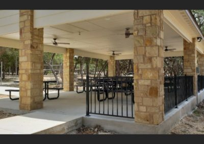 Park Pavilion for Lookout Canyon HOA