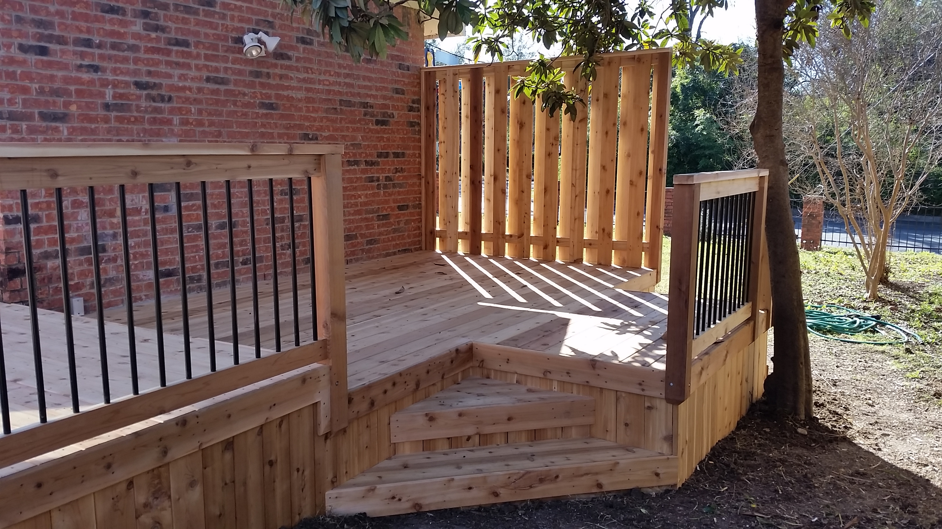 Custom Decks Amp Porches Right Source Roofing