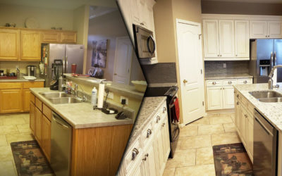 7-Day Kitchen Remodel