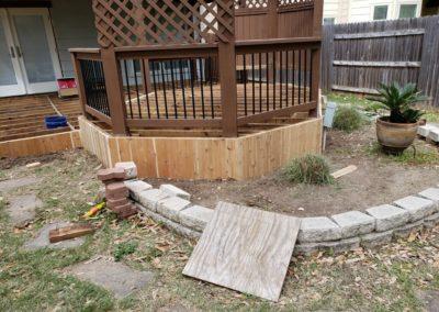 Construction Custom Deck